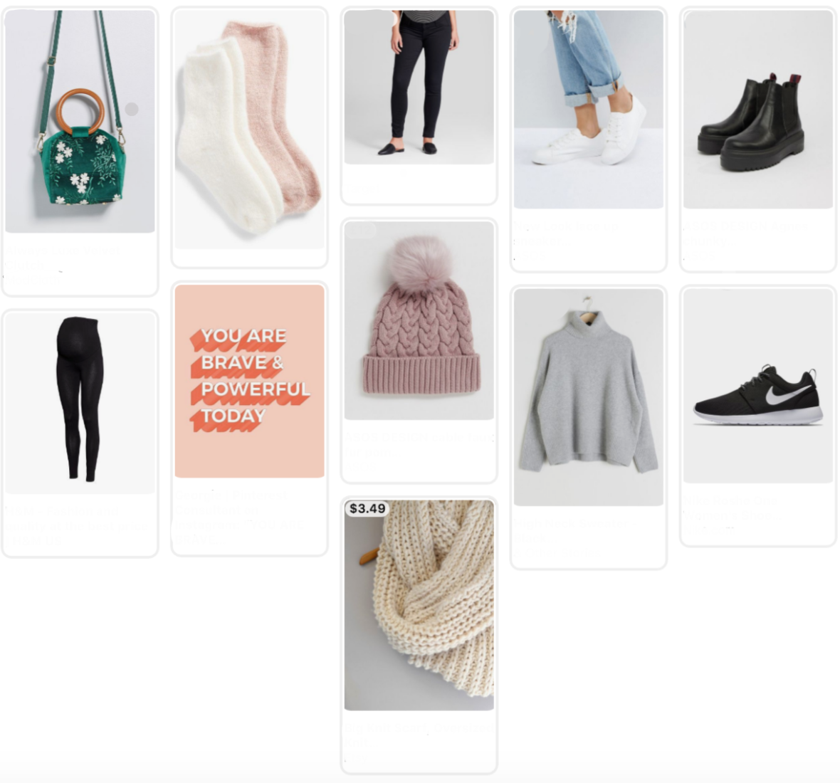 maternity winter staples | 2019