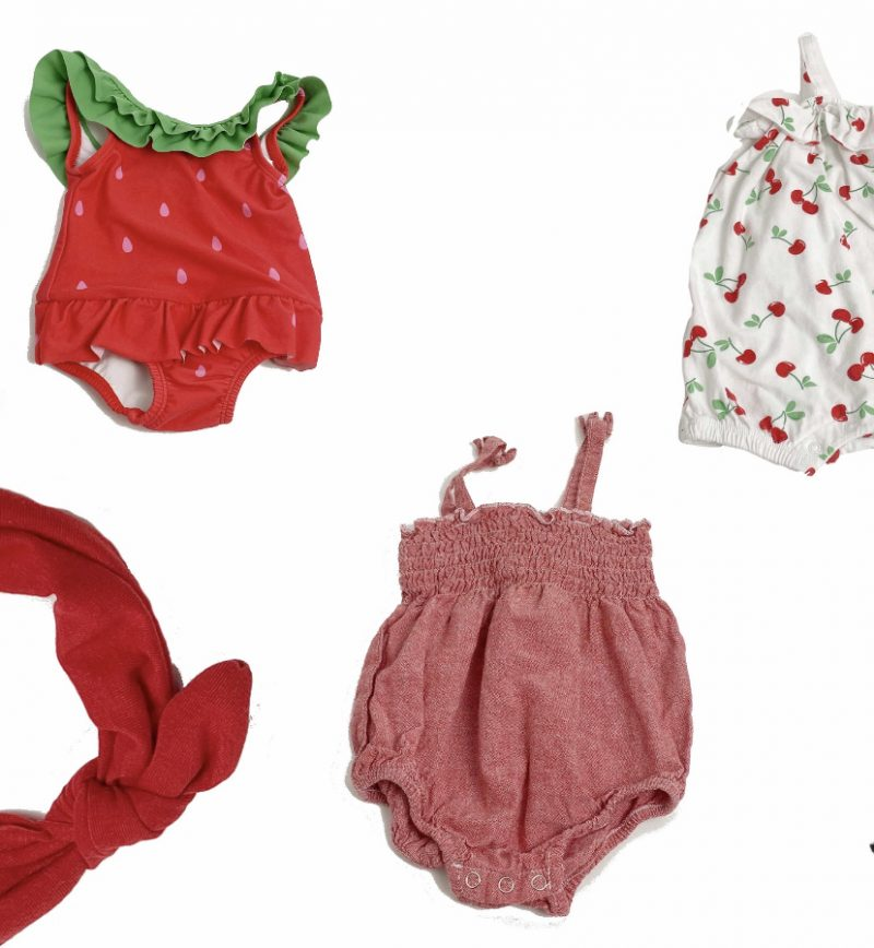 SUMMER BABY THRIFT HAUL | 2020
